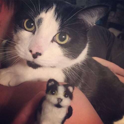 Custom made Pet miniatures