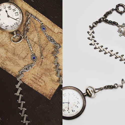Mrs. Peregrine Pocket Watch