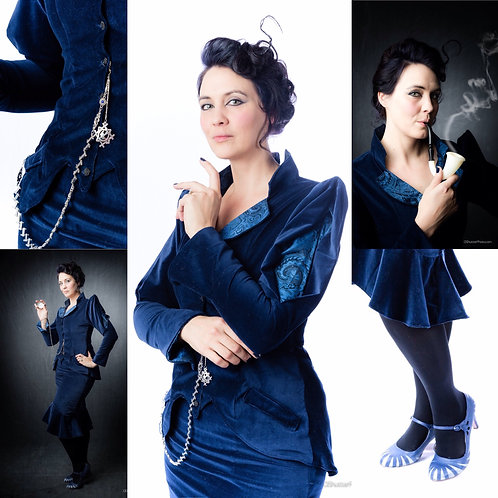 Mrs. Peregrine