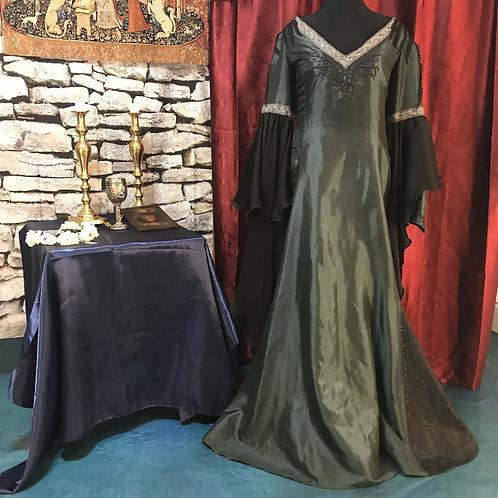 Green Magik Gown