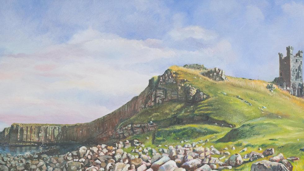 Limited Edition Print - Dunstanburgh Castle