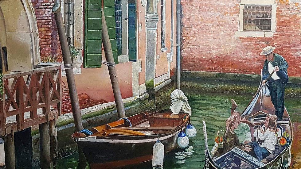 Limited edition print - Venice