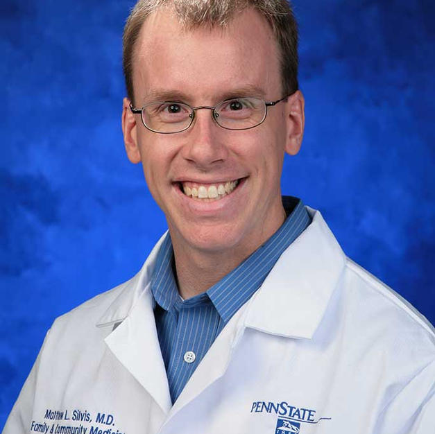 Dr. Matthew L. Silvis, MD