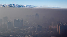 Utah Legislature & Governor Have Had A Generation of Blah, Blah on Clean Air. It's Time for 1) S