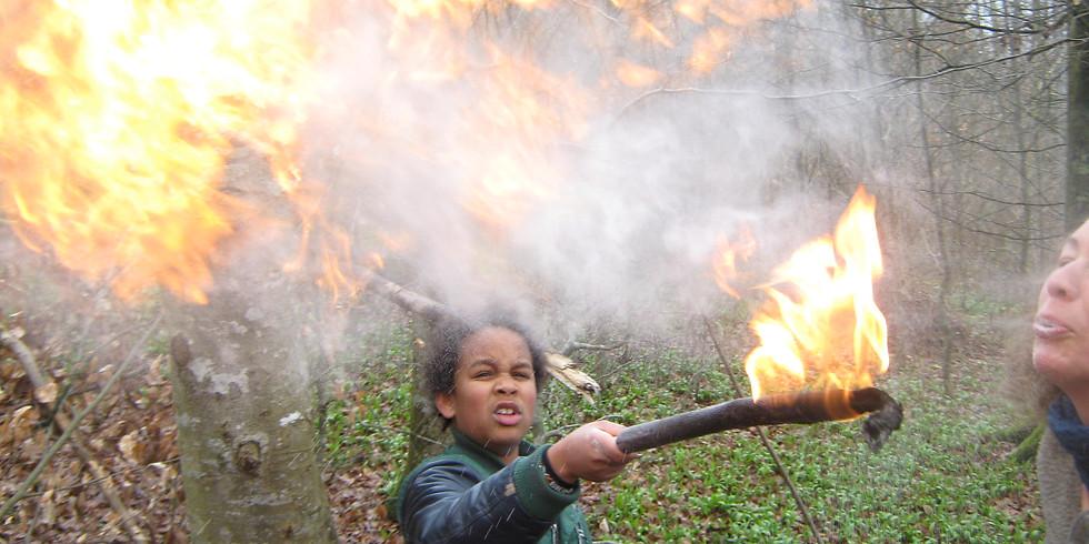 Feuertag für Familien