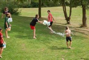 Wasserschlacht-Ideen