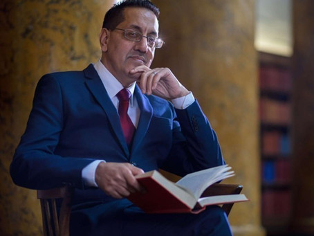 Racism and Fostering Inclusivity with Nazir Afzal OBE