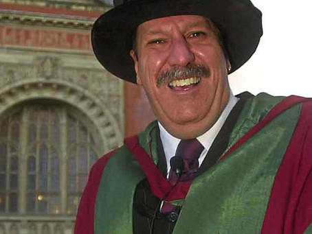 Peaky Blinders: Using the Past to Shape Tomorrow with Carl Chinn MBE Ph.D