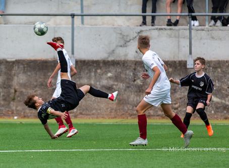 0:1 Niederlage im Verbandspokal