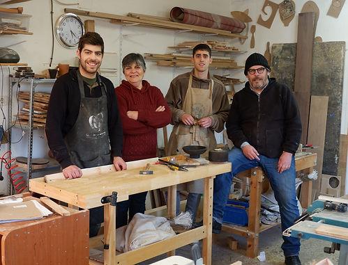 estudio sangiovanni artesania workshop artesany