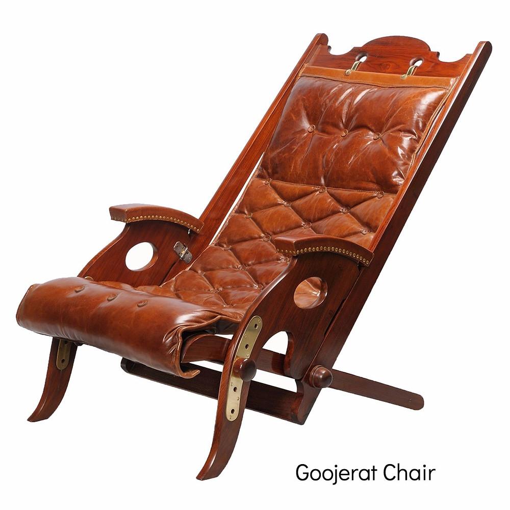Goojerat Chair sold by J&R Guram