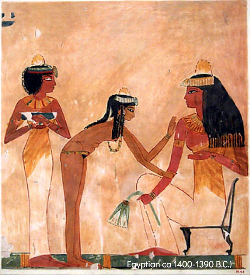 Egyptian ca 1400-1390 BC