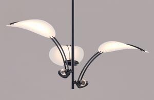 Jerry float light - 3piece modular configuration