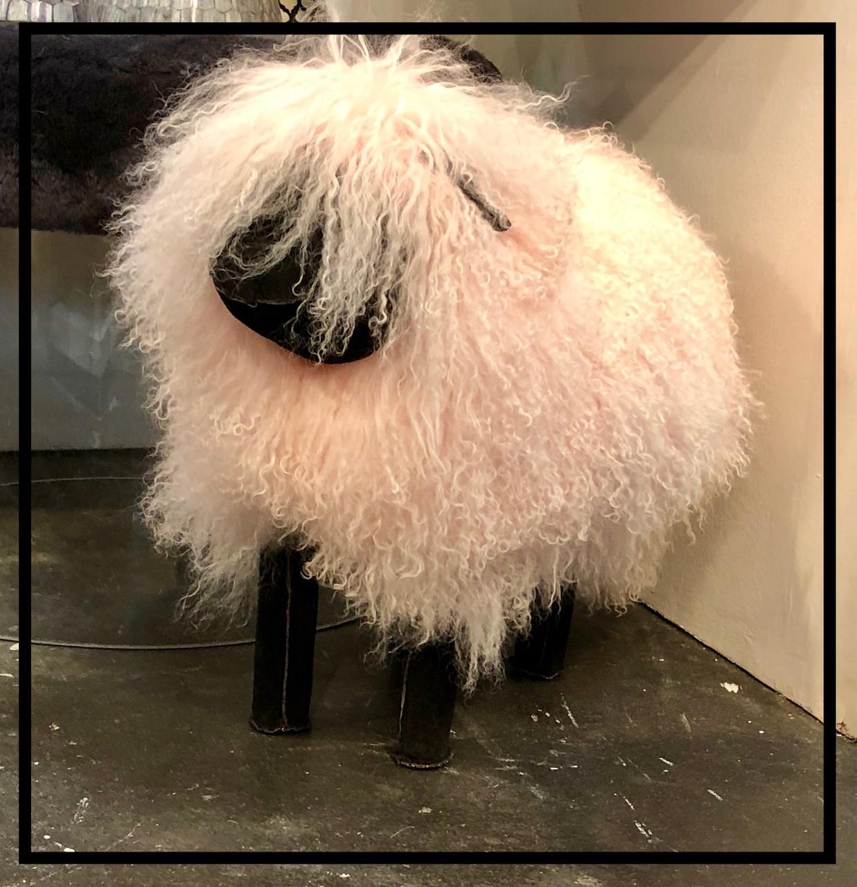 Sheepy Sheep stool