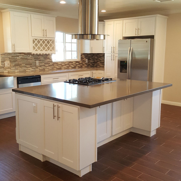 West Covina Kitchen Remodel