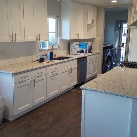 After Kitchen Remodel in Chino, Ca