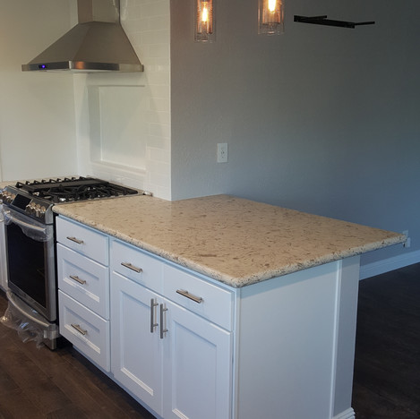 After Kitchen Remodel in Chino,Ca