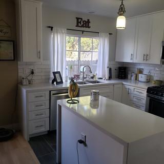 Kitchen Remodel in Long Beach, Ca