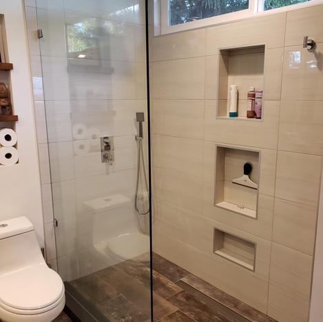 After Master Bathroom Remodel in Woodland Hills Ca