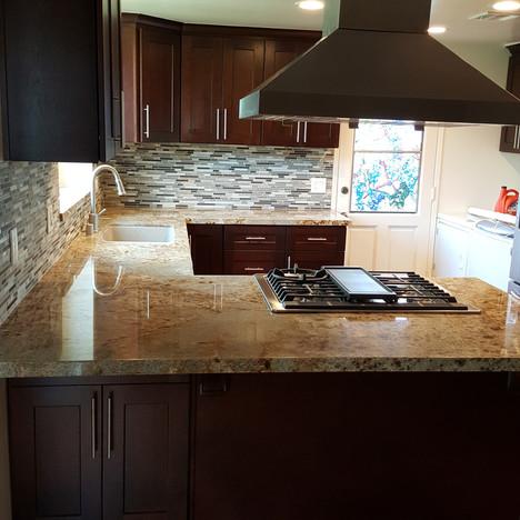 After Whittier Kitchen Remodel