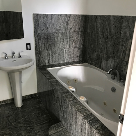 Before Master Bathroom Remodel in Woodland Hills Ca