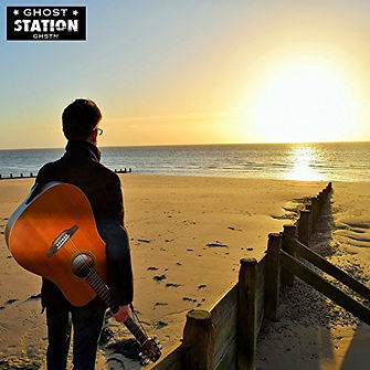Guitar pop music, ghost station, songs from the east coast