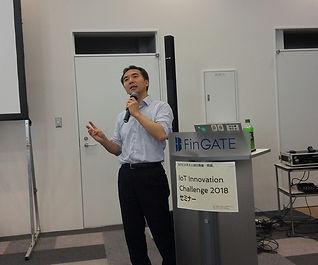 鷲崎先生による講義
