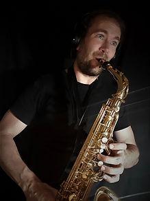 Patrick Davies Sax