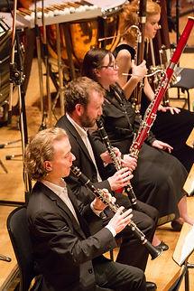 Patrick Davies clarinet