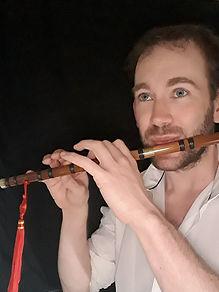 Patrick Davies flute