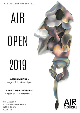 Air Gallery Open 2019