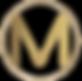 M -Maison logo gold.png