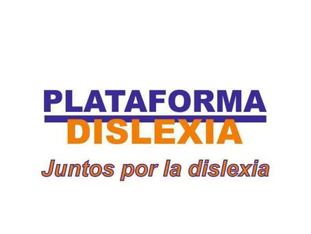 PLATAFORMA DISLEXIA 21 DE ENERO