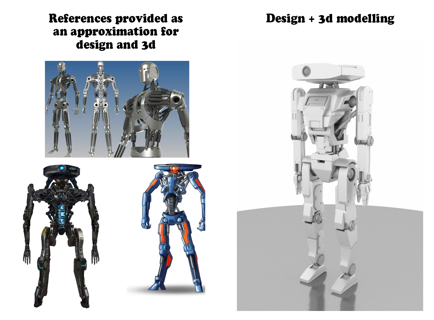 Robot_design_and_modelling