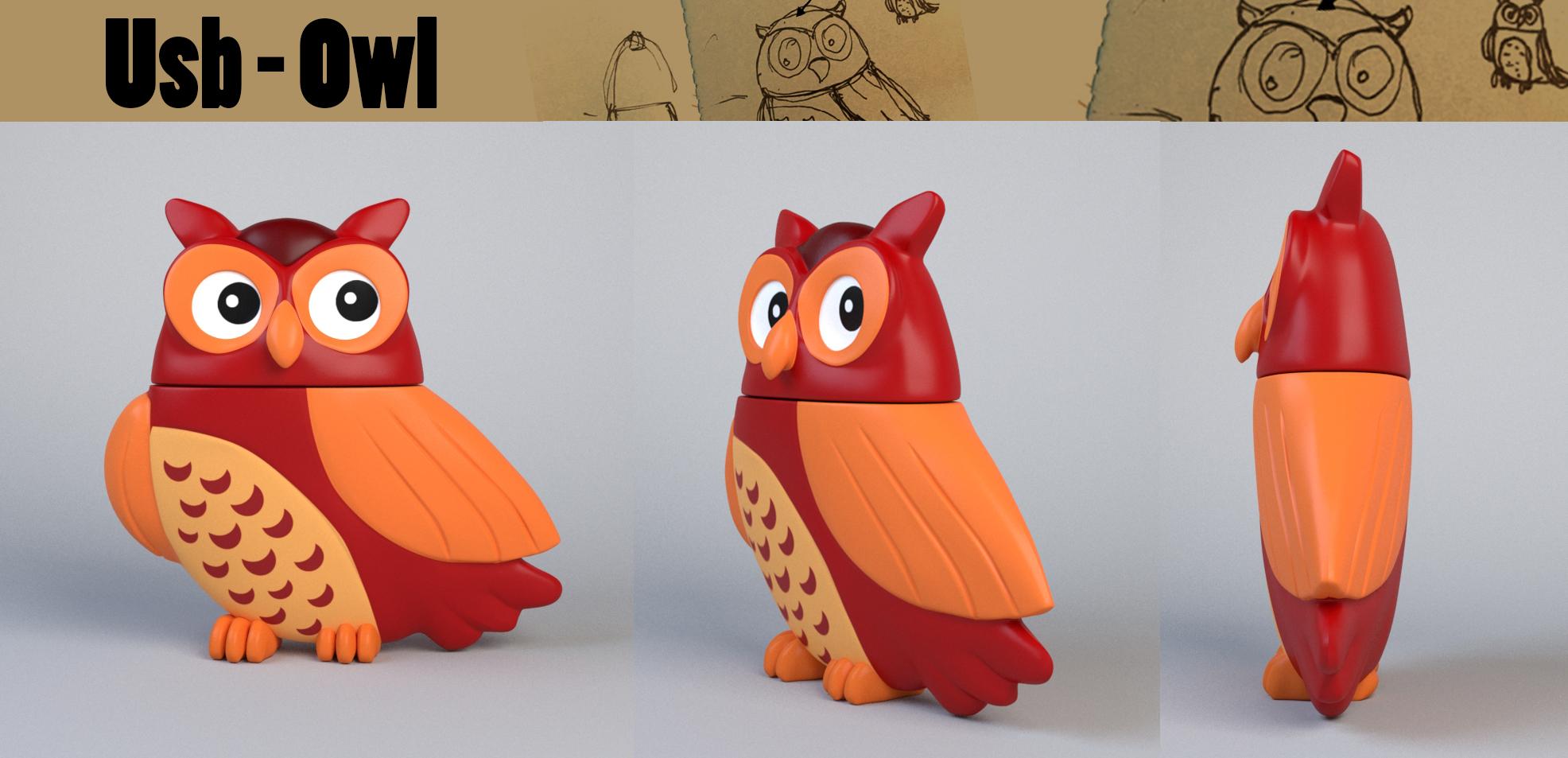 Usb_owl