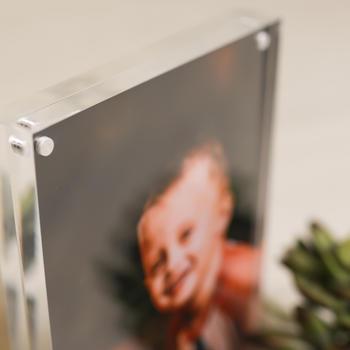 Acrylic Desk Print
