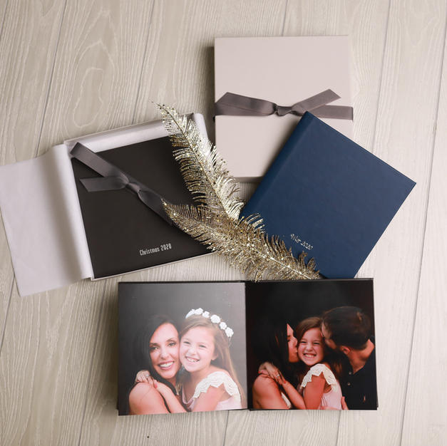 Hard Cover 8x8 Albums