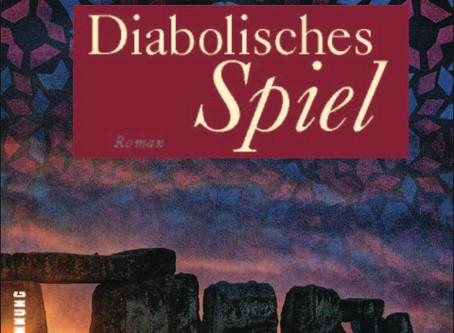 """In 2 Monaten erscheint """"Diabolisches Spiel"""""""