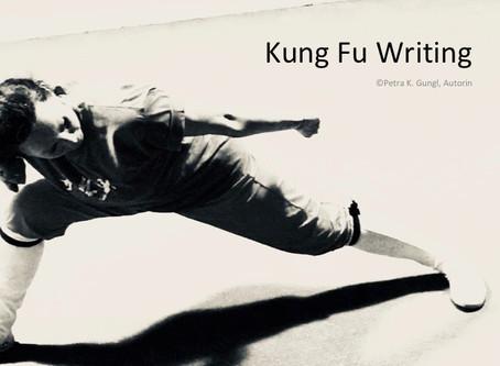 Kung Fu Writing