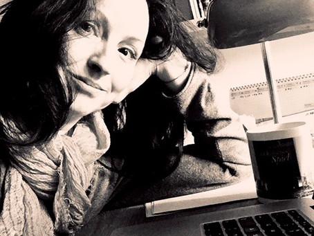 Vom Schreibtisch