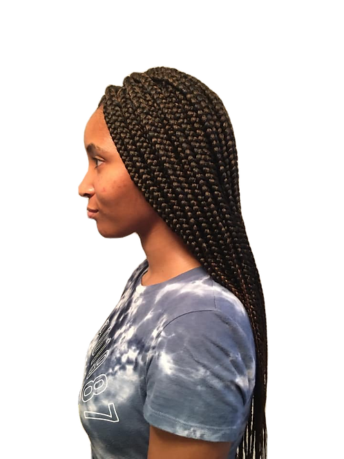 Box Braids 101   3/6 12pm til 2:00pm