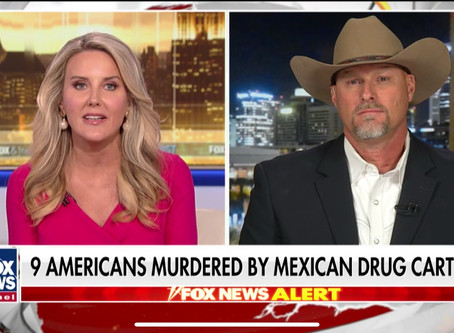 Law enforcement at the border claim cartels pose the same threat as ISIS