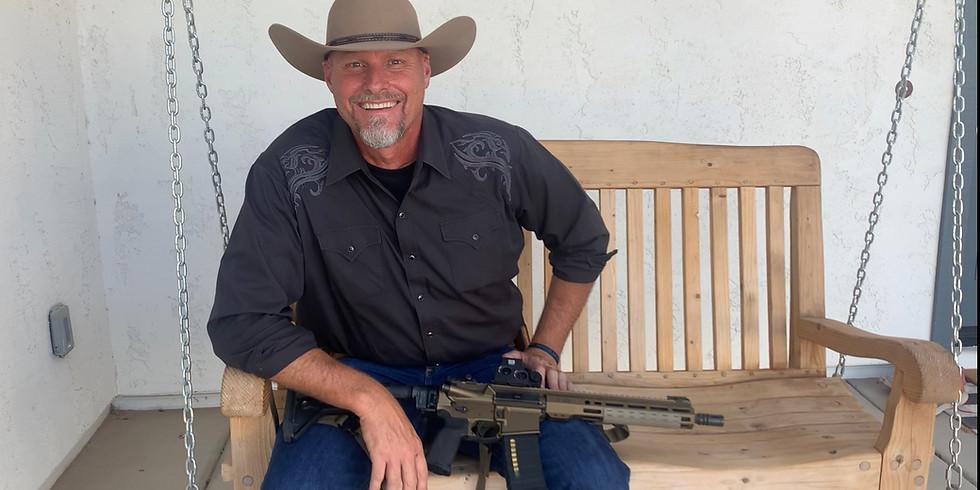 Sheriff Lamb Rifle Raffle