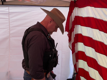 Sheriff Lamb Speaks to Thousands at Second Amendment Rally in Phoenix, Arizona