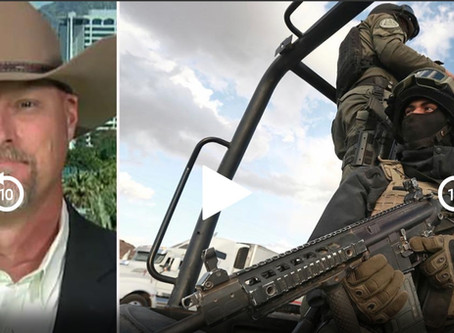 Sheriff Mark Lamb: Mexico needs help to fight the drug cartels