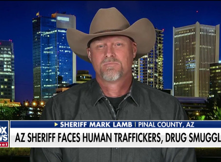 Arizona sheriff says cartels smuggling people and drugs through Native American reservation