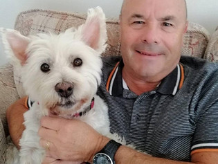 Ian joins Doggie Holiday Homes Jo