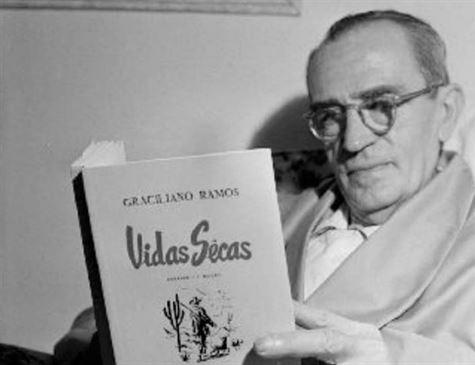 Graciliano Ramos lê sua obra-prima Vidas Secas