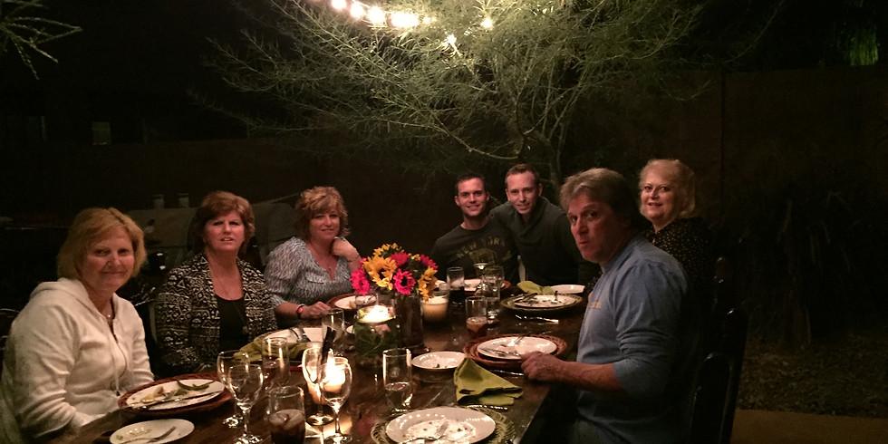2019 Farm to Table Dinner (November 9)