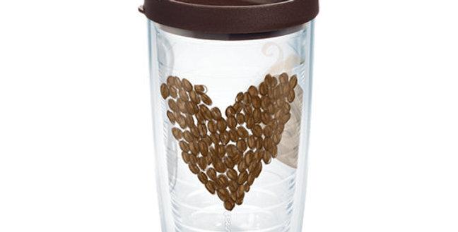 I Love Coffee 16oz Tumbler